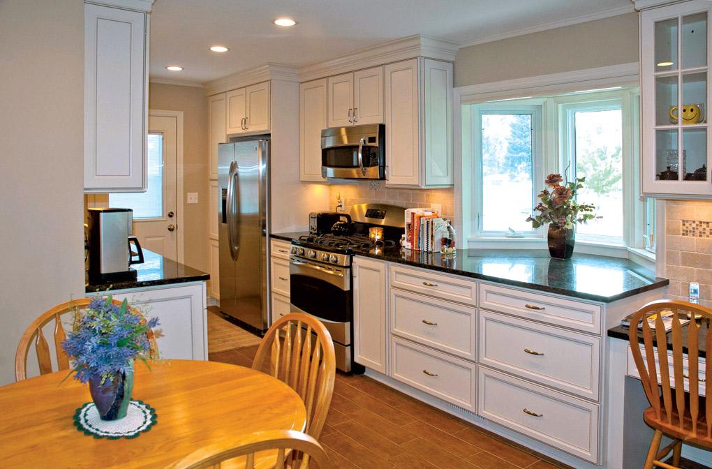 Bridgewater Construction Kitchen After