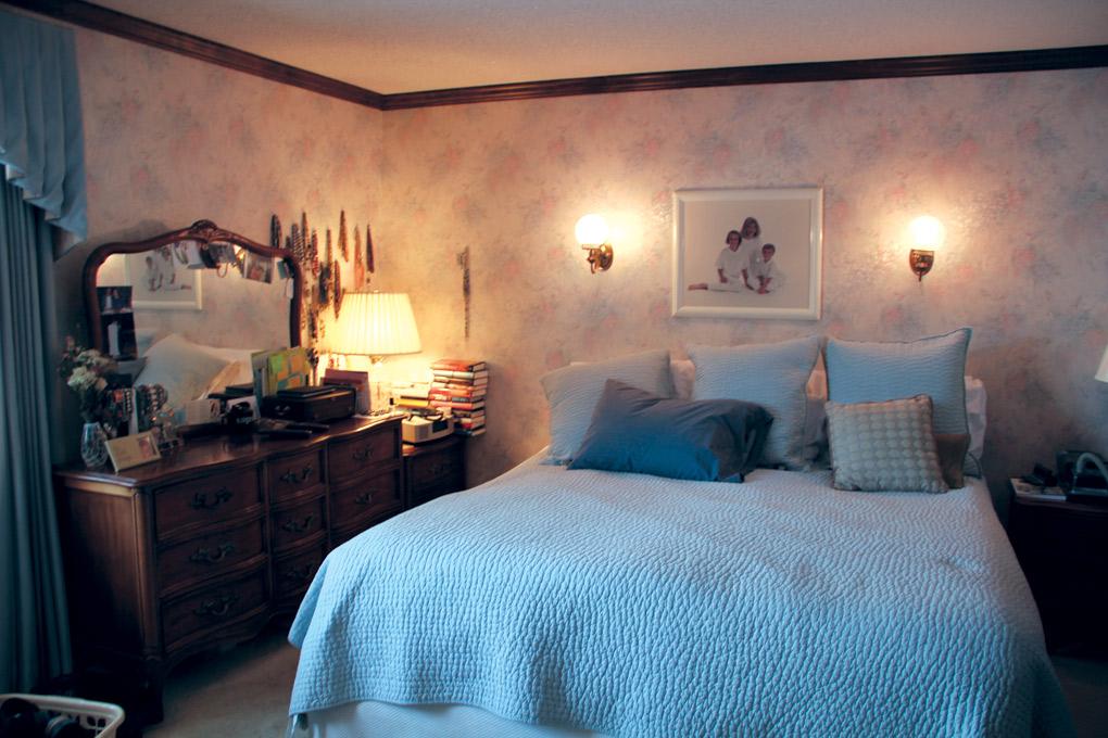 Che Bella Interiors Bedroom Before