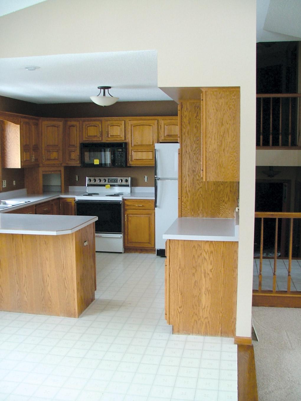 Novare Renovation Design Kitchen Before