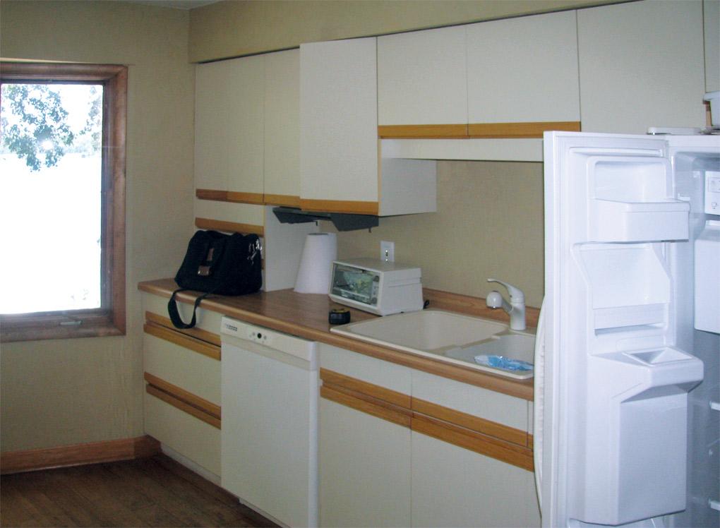 Schrader and Companies Kitchen Before