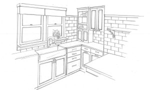 Kathryn-Johnson_ASID-Kitchen-Tour_Perspective-Drawing_X