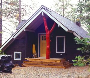 Cabin-Exterior