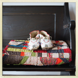 Moccasin-Quilt-Church-Pew