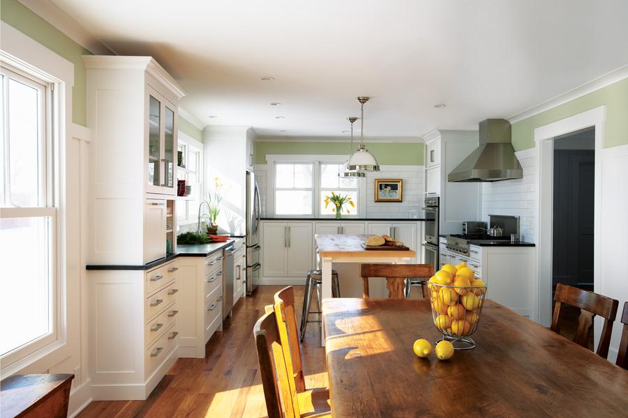 Hastings Farmhouse Kitchen by Todd Hansen