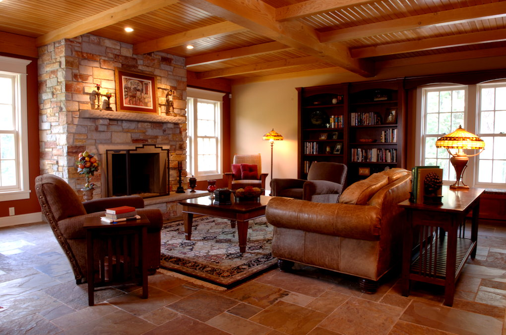 F Scott Fitzgerald Family Room