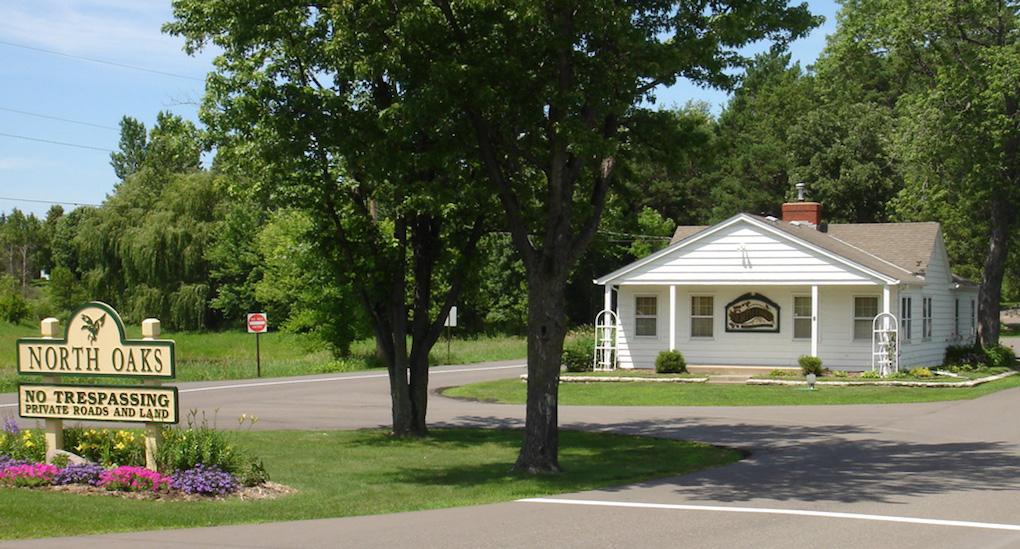 North Oaks private community