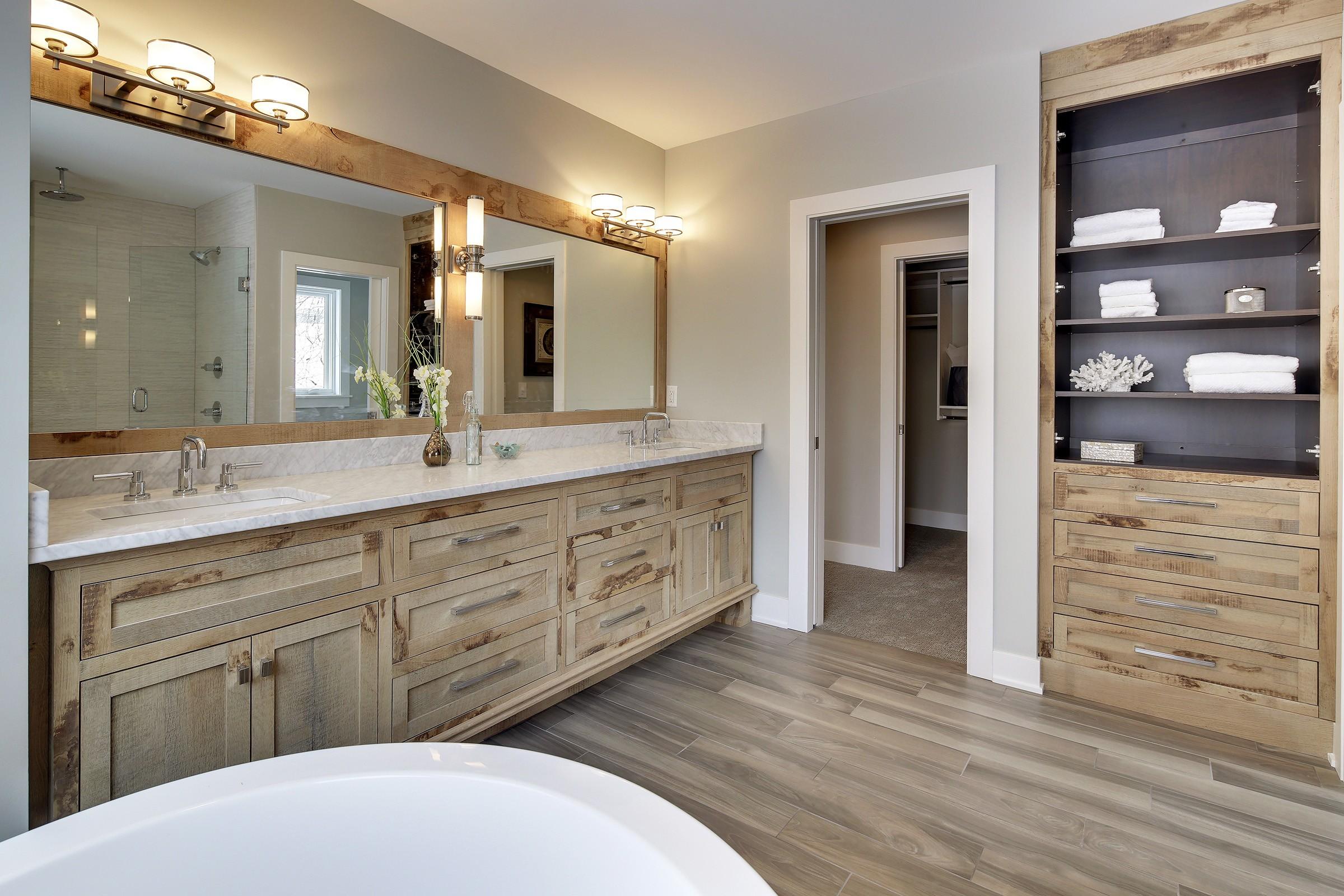 Tile Trends Bathroom