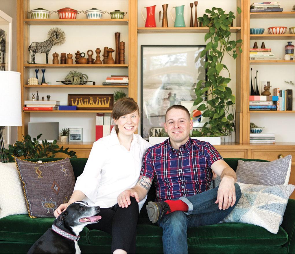 Bill and Kara Kurth