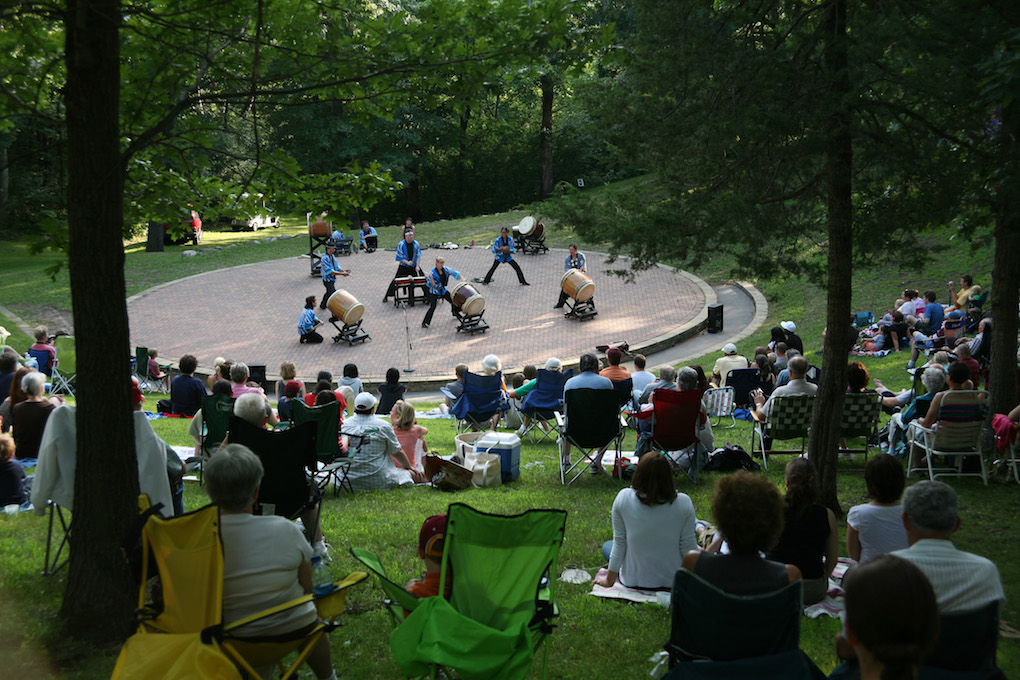 Eagan Theater in the Woods