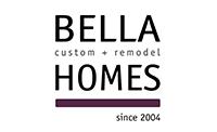 Bella Custom Homes Logo