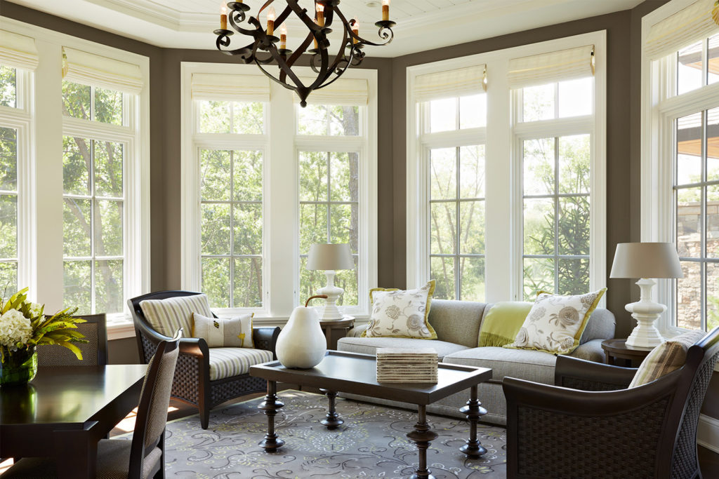chester hoffman living room