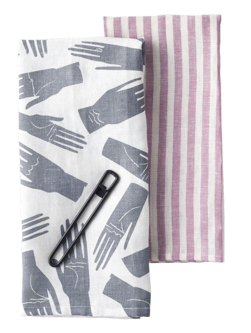 Tea Towels from Forage Modern Workshop