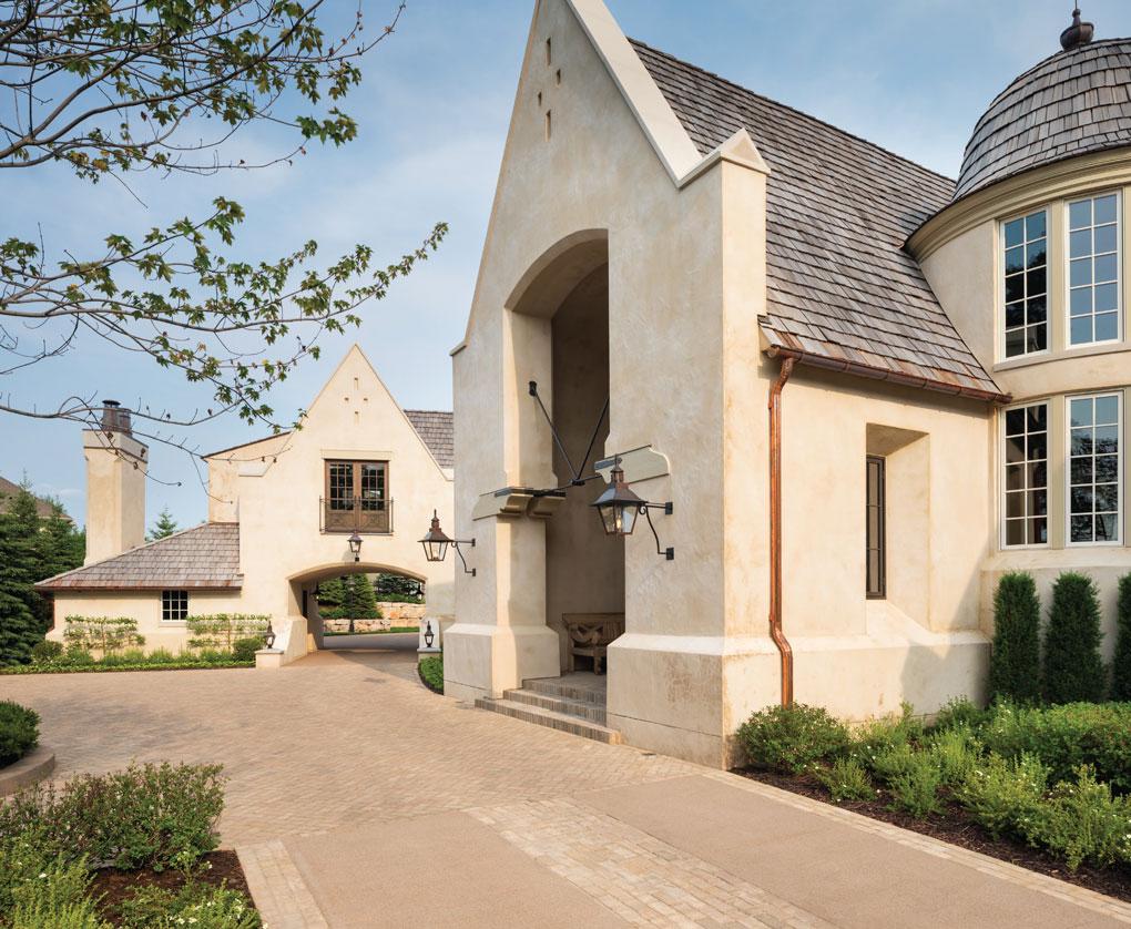 Eden Prairie home front entry