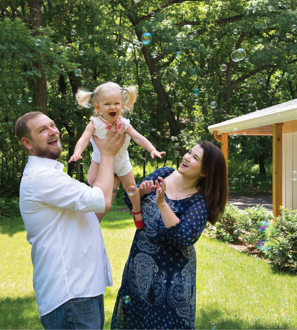 North Oaks family