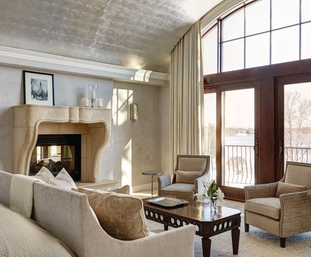 Remodeled bedroom suite