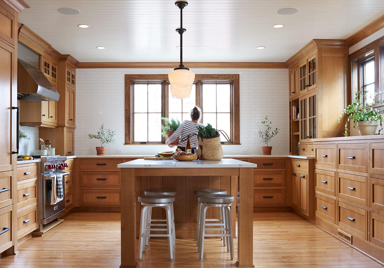 Mark D. Williams Custom Homes%2c Inc._Kitchen