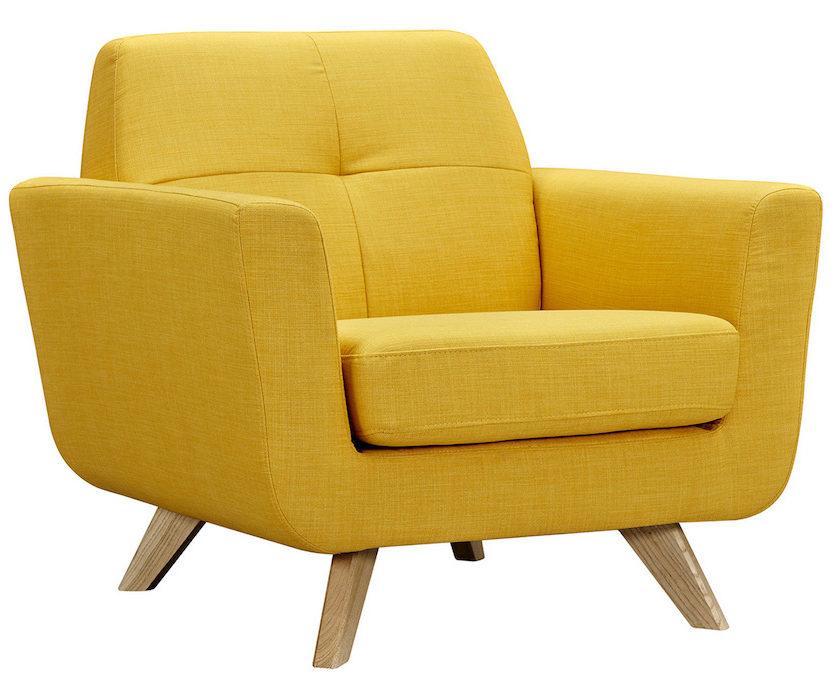 Dot & Bo Briella Lounge Chair, $549