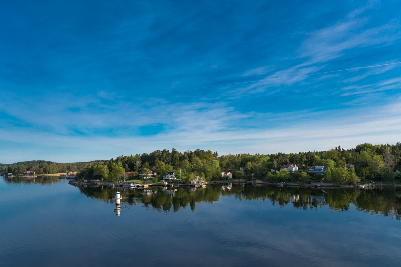 lake living on a minnesota lake