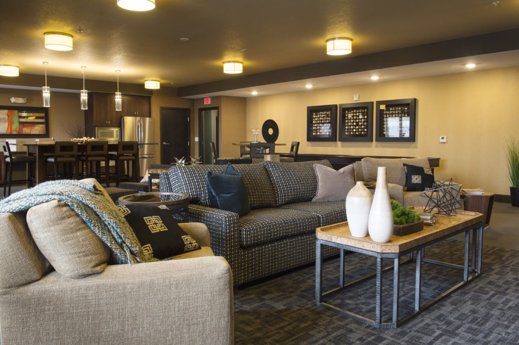 V2 Apartments Interior