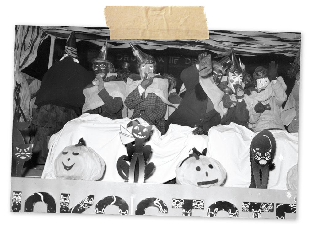 Anoka Halloween Parade 1937