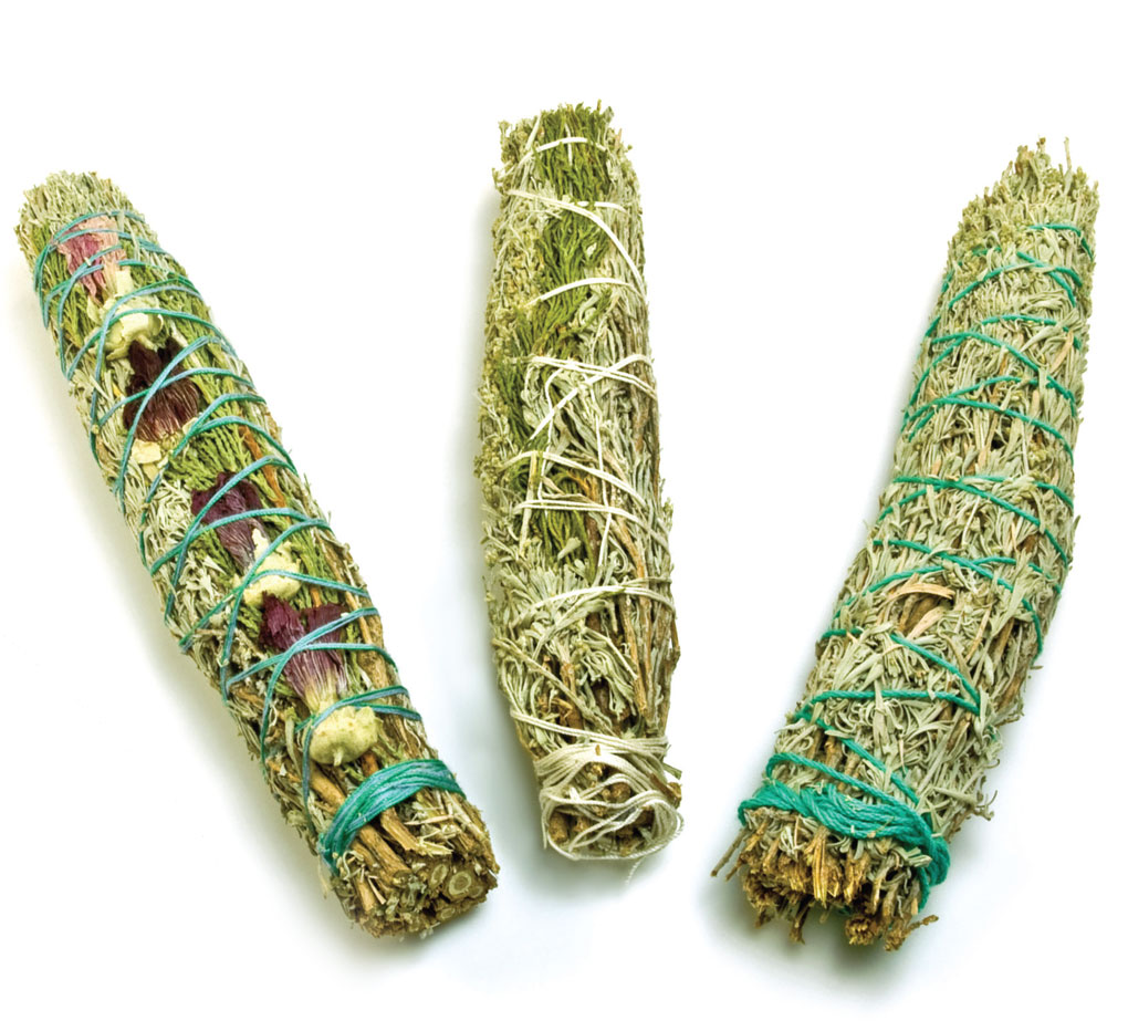 smudge sticks for space cleaning