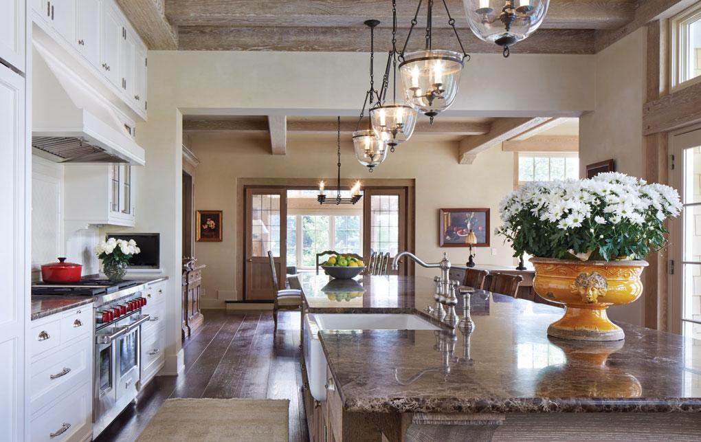 Kenwood Cottage Kitchen