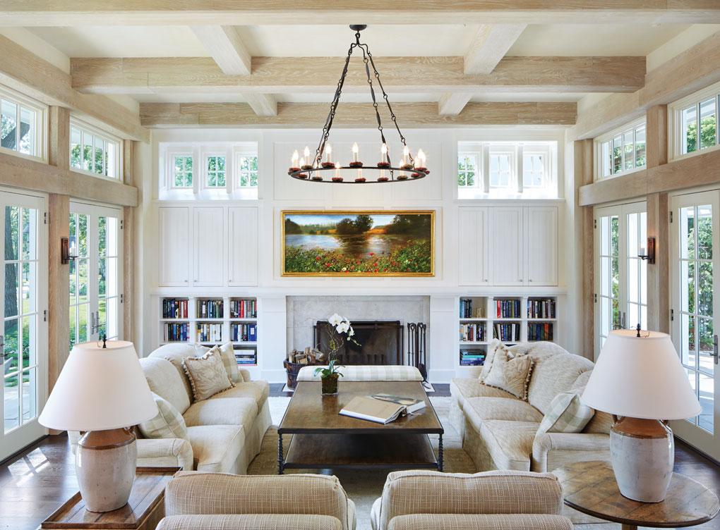 Kenwood Cottage Living Room