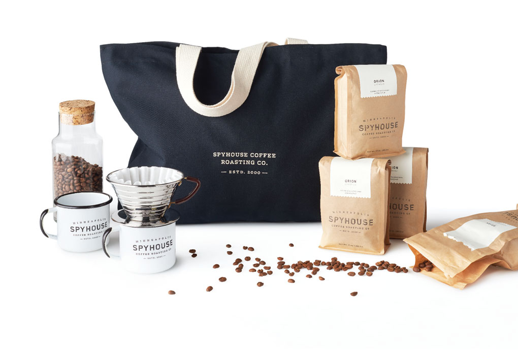 Coffee products from Five Watt