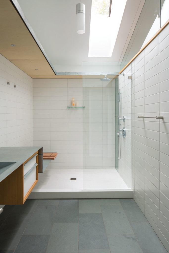 Lake Calhoun Master Bath Shower