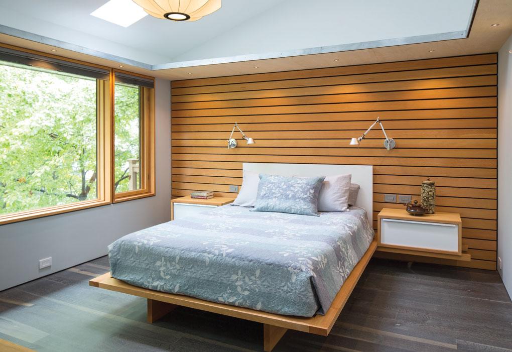 Lake Calhoun bedroom with simple design