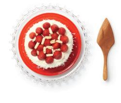 Cake plate and server