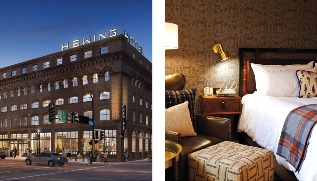 Hewing Hotel North Loop