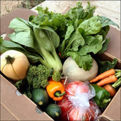Give Tangletown's farm-fresh veggies