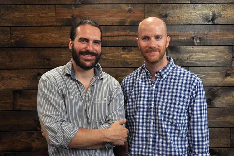 Hennepin Made founders Joe Limpert and Jackson Schwartz
