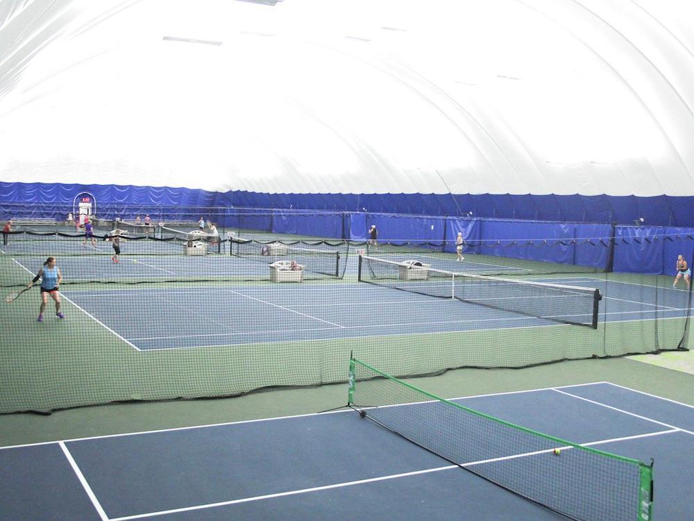 Kingfield Tennis Bubble