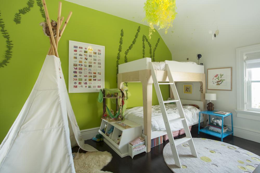 kids bedroom trends