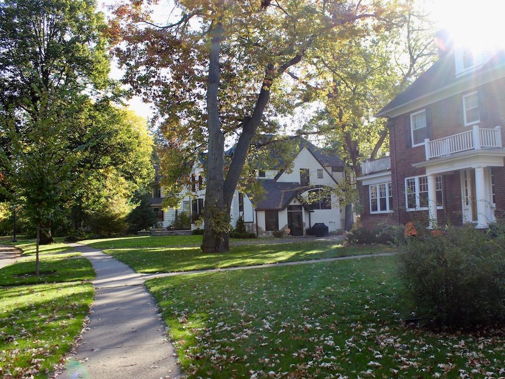 Macalester-Groveland neighborhood