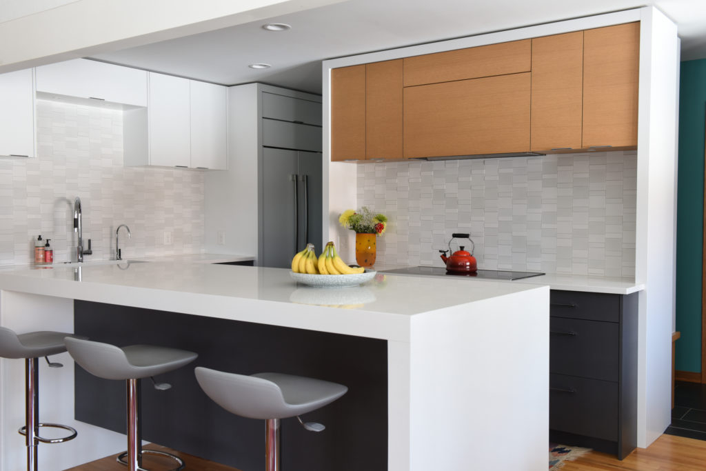 Remodeled kitchen in St. Paul