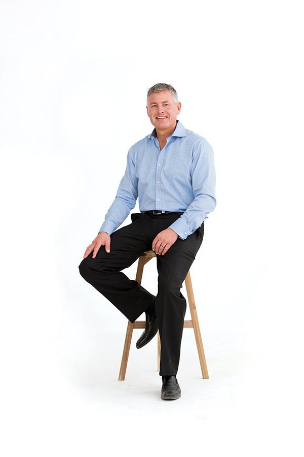 Photo of Todd Simning of Kroiss Development
