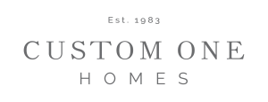 Custom One Homes logo