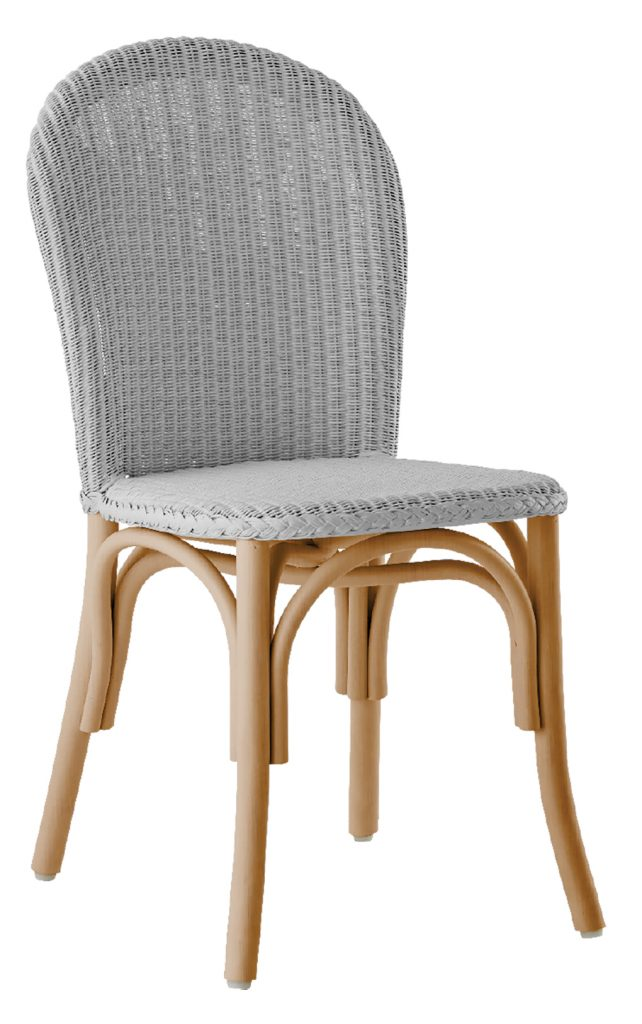 A chair from Bria Hammel's new furnishings line, Brooke & Lou.