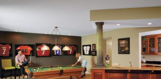 2013-09_Christian-Samantha-Ponder_House_Game-Room
