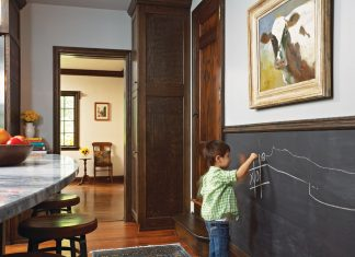 Fiddlehead-Design-Group_Kitchen-Chalkboard-Wall