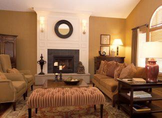 Herrick Design Group Living Room After