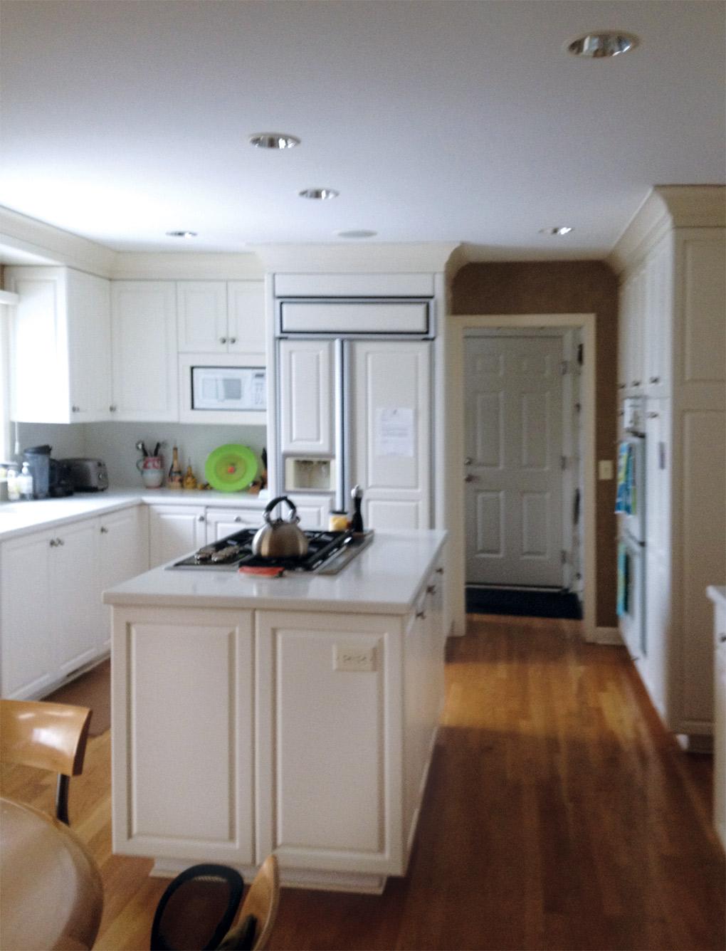 JK Interiors Kitchen Before 2