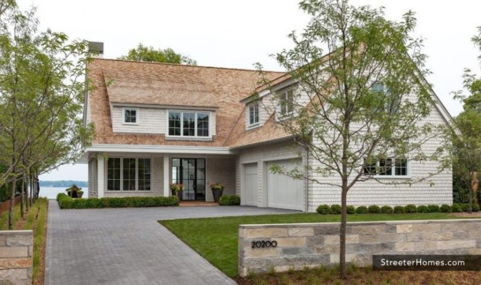 Photo of a home by Streeter Homes
