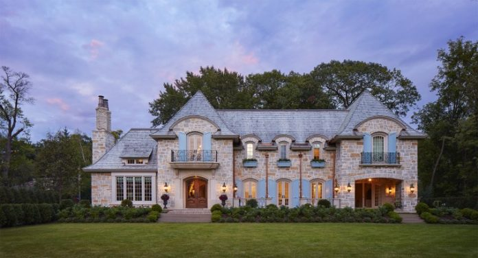 Photo of a home by John Kraemer & Sons