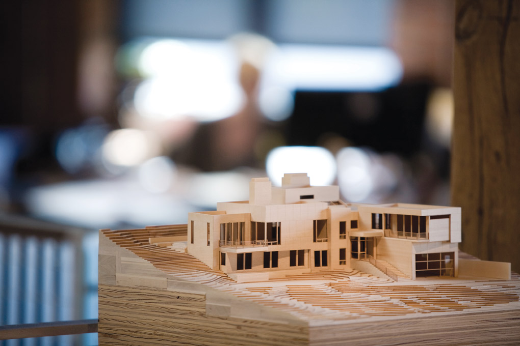 AIA_Building-Model