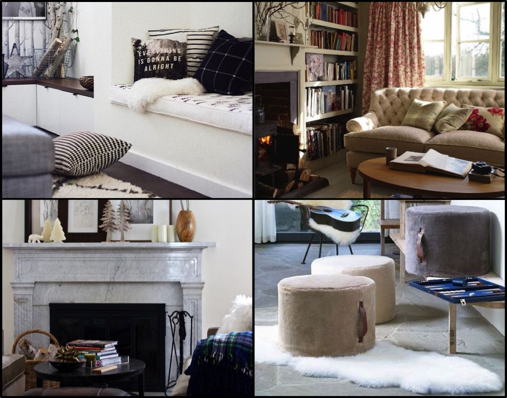 Four winter Decorating ideas