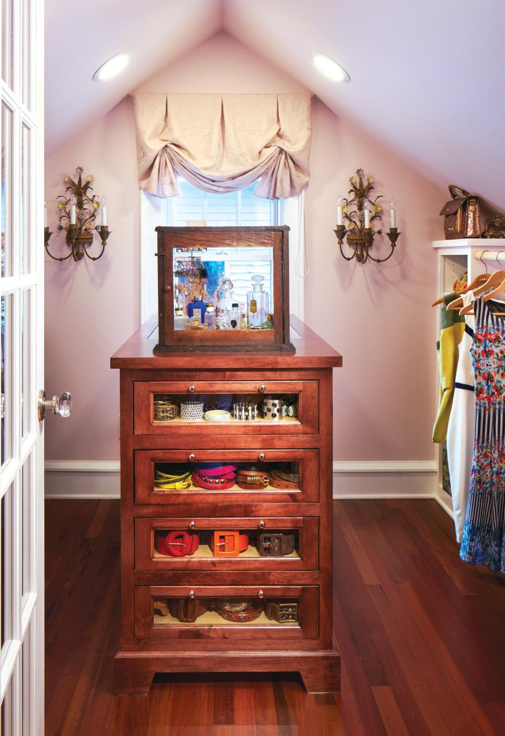 cabinet, jewelry